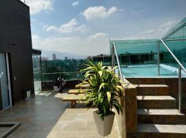 Café Hotel Medellín, hotel in Medellín