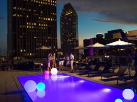 NOPSI Hotel, New Orleans, отель в Новом Орлеане