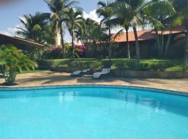 Pousada Cumbuco & Lounge Paulista, guest house in Fortaleza