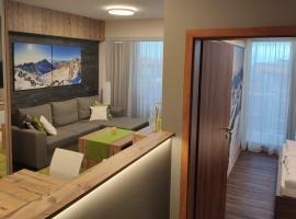 Apartmán Hrebienok Rezort A307, apartmán vo Vysokých Tatrách