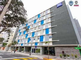 Ibis Budget Lima Miraflores, family hotel in Lima