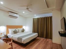 Hotel Konark Inn, hotel in Indore