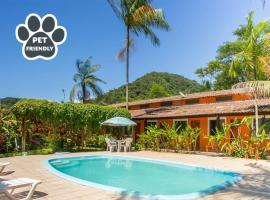 Pousada Quatro Estações Paraty, hotel near Serra da Bocaina National Park, Sertão do Taquari