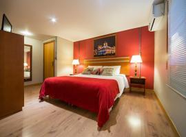 Britanico Suítes, hotel near Santa Claus Village, Gramado