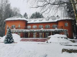 Загородный клуб Бисерово, hotel near Central Air Force Museum, Rybkhoz
