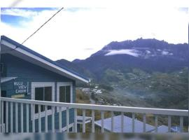 Nulu View Cabin, hotel in Kundasang