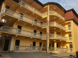 Лаванда, отель в Гагре