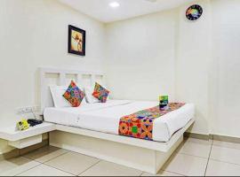 COLORS APART HOTEL, Santhome, Chennai, отель в Ченнаи