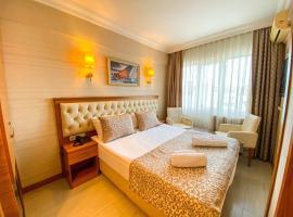 Mekke Hotel Istanbul, hotel near Aksaray Tram Station, Istanbul