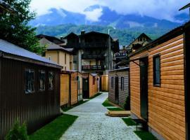 Домик эконом, campground in Estosadok