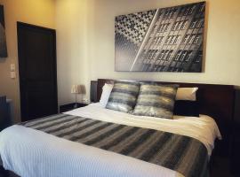 Hoteles ANTIGUA - SANTA LUCIA MTY, отель в городе Монтеррей