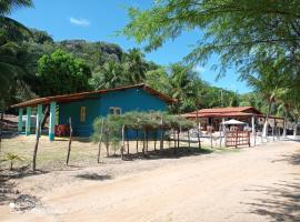 Chalé hozana, apartment in Icapuí