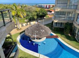Cobertura Condominio Buzios Paradise, hotel in Nísia Floresta