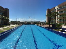 Apartments Praia do Futuro, aluguel de temporada em Fortaleza