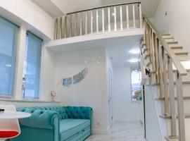 Двухуровневый Green House, апартаменты/квартира в Сочи