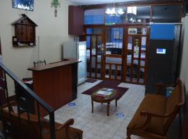 HOSTAL SANTA MARIA, hotel em Baños
