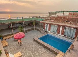LINDA Y ACOGEDORA CASA DE PLAYA !!!, pet-friendly hotel in Cerro Azul