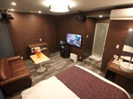 ホテル シンドバッド滝沢店、Barajimaのホテル