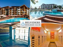 Hotel Belvedere Panorama, hotel in Bansko