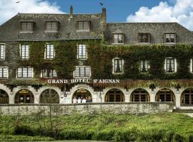 Grand Hôtel Saint-Aignan, hôtel à Saint-Aignan