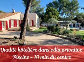 NOUVEAU - Le Petit paradis nîmois, holiday home in Nîmes