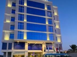 فندق جراند سلفرتون، فندق في الخبر