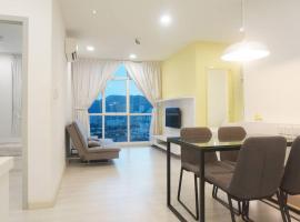 Strait Garden 2 Bedroom Family Suite @ Jelutong, apartment in Jelutong
