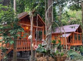 Starfish Bungalows, hôtel à Koh Rong