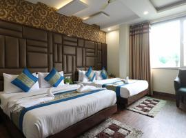 Hotel Mannat international by Mannat, family hotel in New Delhi
