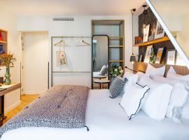 Maison Mère, hotel in Paris