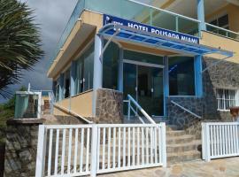 Hotel Pousada Miami, hotel em Itanhaém