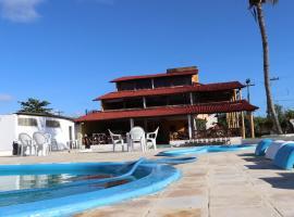 Pousada Vento Leste, hotel near Chifre Beach, Vila Velha