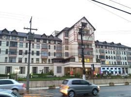Apartamento Teresópolis alto, apartment in Teresópolis