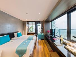 The Code Hotel & Spa, hotel in Danang