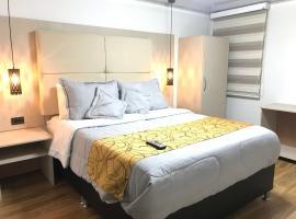 Hotel Casa Modelia, bed and breakfast en Bogotá