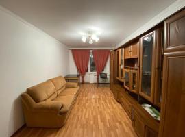 2-х комнатная квартира в Алматы, hotel in Almaty