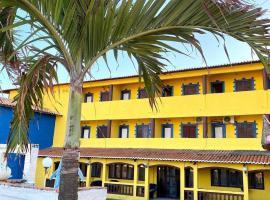 Mediterrâneo Praia Hotel, hotel with pools in Beberibe