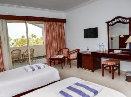Brayka Bay Reef Resort, resort in Abu Dabbab