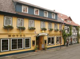 Hotel Goldener Löwe, Hotel in Einbeck