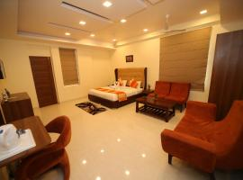 Hotel Myriad Inn, hotel in Jaipur