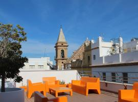 Apartamentos Maier, apartment in Cádiz
