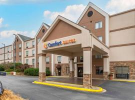Comfort Suites Johnson City, hotel in Johnson City