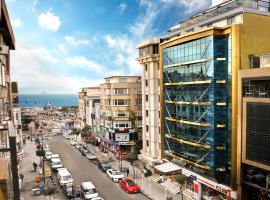 Hotel Ephesus Istanbul, hotel near Aksaray Tram Station, Istanbul