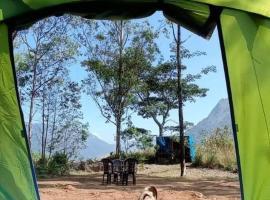 Camp N Trek - Hilltrail Forest Camp, luxury tent in Chinnakanal