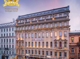 Hotel Indigo St.Petersburg- Tchaikovskogo, an IHG Hotel, отель в Санкт-Петербурге, рядом находится Летний сад