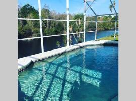 Ohana Montana - 'Themed Villa, 15 Mins to Disney', cottage in Davenport