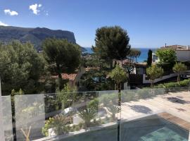 CassisBAY, apartment in Cassis