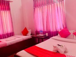 hotel sierra, hotel in Pokhara