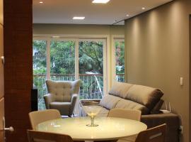 Recanto da Serra- apartamento 2 quartos Canela, apartment in Canela