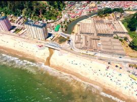Departamento ubicado Playa Bellavista, Tomé, apartment in Tomé